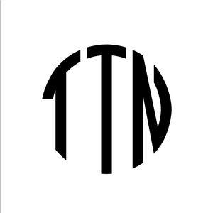 Personalized Vinyl Monogram